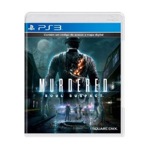 MURDERED SOUL SUSPECT PS3 USADO