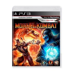MORTAL KOMBAT PS3 USADO