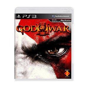 GOD OF WAR 3 PS3 USADO