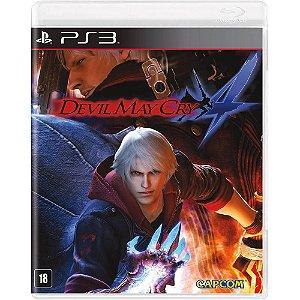 DEVIL MAY CRY 4 PS3 USADO