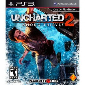 UNCHARTED 2 AMONG THIEVES PS3 USADO