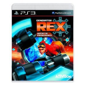 GENERATOR REX AGENT OF PROVIDENCE PS3 USADO