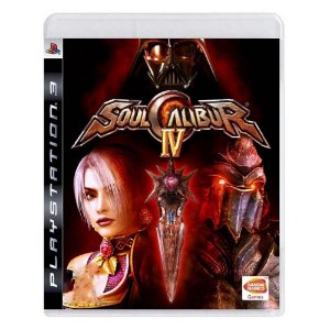 SOUL CALIBUR IV PS3 USADO