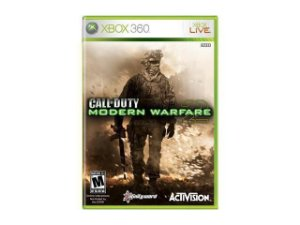 CALL OF DUTY MODERN WARFARE 2 XBOX 360 USADO