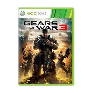 GEARS OF WAR 3 XBOX 360 USADO