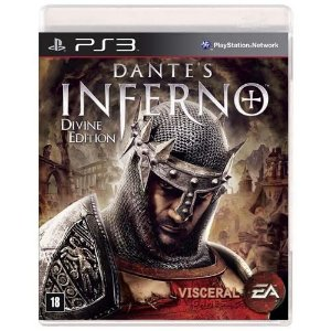 DANTES INFERNO PS3 USADO