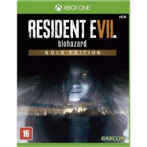RESIDENT EVIL 7 GOLD EDITION XBOX ONE BR