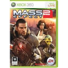 MASS EFFECT 2 XBOX 360 USADO
