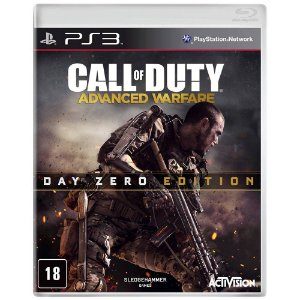 CALL OF DUTY ADVANCED WARFARE PS3 USADO