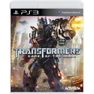 TRANSFORMERS DARK OF THE MOON PS3 USADO