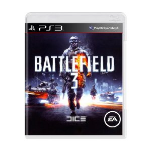 BATTLEFIELD 3 PS3 USADO