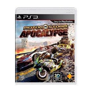 MOTORSTORM APOCALYPSE PS3 USADO