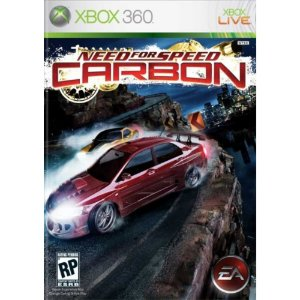 NEED FOR SPEED CARBON X360 USADO