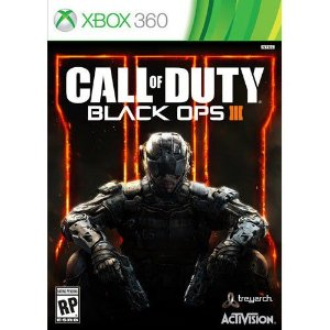 CALL OF DUTY BLACK OPS 3 XBOX 360 USADO