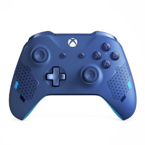 CONTROLE XBOX ONE S SPORTS BLUE
