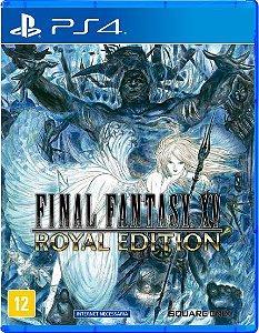 FINAL FANTASY XV . ROYAL EDITION - BLU-RAY - PS4