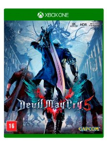 DEVIL MAY CRY V XONE USADO