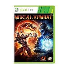 MORTAL KOMBAT XBOX 360 USADO