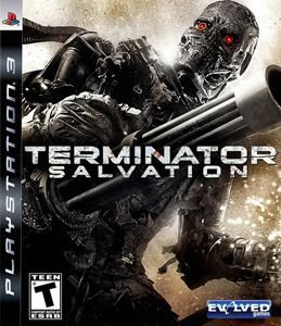 TERMINATOR SALVATION PS3 USADO