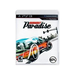 BURNOUT PARADISE PS3 USADO