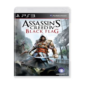 ASSASSINS CREED IV BLACK FLAG PS3 USADO
