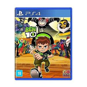 BEN 10 PS4