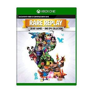 RARE REPLAY XBOX ONE USADO