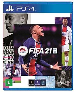 (PRÉ-VENDA) FIFA 21 PS4 BR
