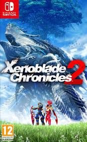 XENOBLADE CHRONICLES 2 SWITCH USADO