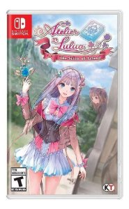 ATELIER LULUA THE SCION OF ARLAND SWITCH USADO