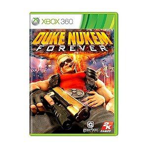 DUKE NUKEM FOREVER X360 USADO