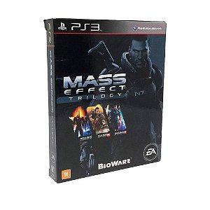 MASS EFFECT TRILOGY PS3 USADO