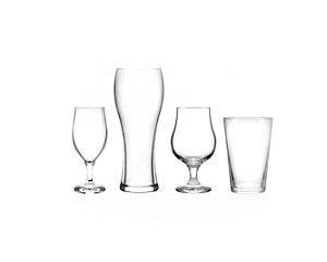 Jogo de Copos para Cervejas Especiais - 4 peças