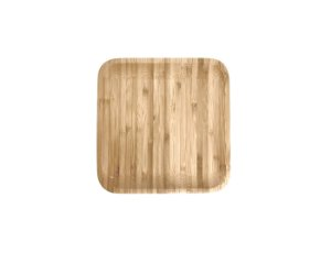 Bandeja / Petisqueira Bamboo Quadrada