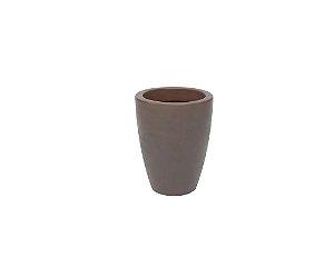 Vaso Malta Cone Polietileno 25x32 cm
