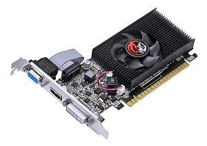 Placa De Vídeo Vga Nvidia Geforce G210 1gb Hdmi 64bits Ddr3