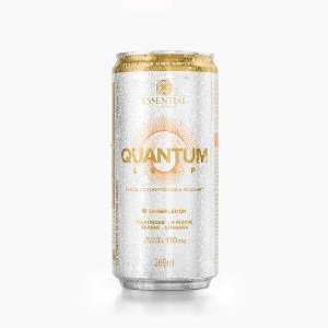 QUANTUM LEAP 269ml ESSENTIAL | GINGER LEMON Bebida para foco, concentração e recuperação.
