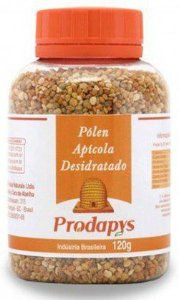 PÓLEN APÍCOLA DESIDRATADO 120G - PRODAPYS