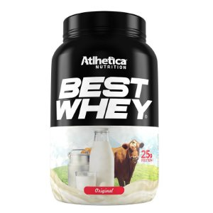 BEST WHEY ORIGINAL 900G - ATLHETICA
