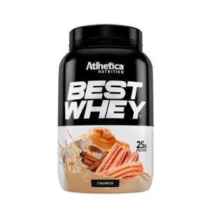BEST WHEY CHURROS 900G - ATLHETICA