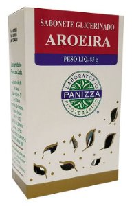 SABONETE GLICERINADO AROEIRA 85G - PANIZZA