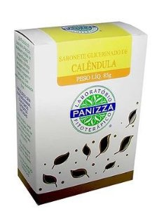 SABONETE GLICERINADO CALÊNDULA 85G - PANIZZA