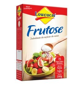 FRUTOSE 200G - LOWÇUCAR