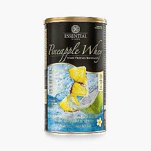 PINEAPPLE WHEY 510g | 15 doses Whey Protein Hidrolisado e Isolado com abacaxi e água de coco - ESSENTIAL