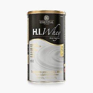 H.I. WHEY 375g | 15 doses Puro Whey Protein Hidrolisado e Isolado - ESSENTIAL