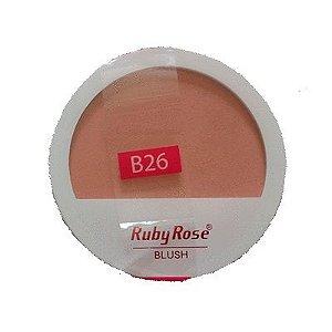 Blush Rose Ruby Rose Cor B26 Cód.HB-6104