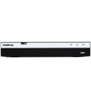 Dvr Intelbras Multi Hd Mhdx 3116 De 16 Canais Full Hd 1080p