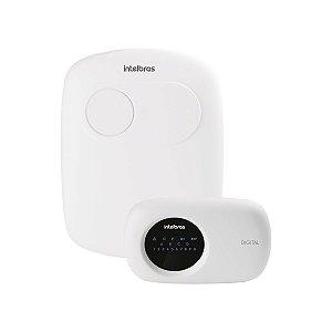 Central De Alarme Intelbras Amt 2110 Monitorada Com Teclado