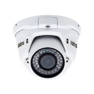 Camera Ip Dome Vip 1130 D Vf Ir 30m 2,8mm A 12mm Intelbras