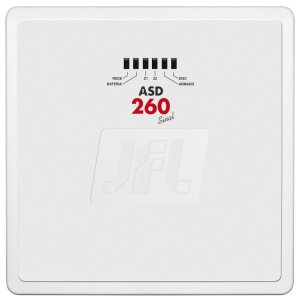 Central Alarme Convencional Jfl Asd 260 Sinal Com Controle